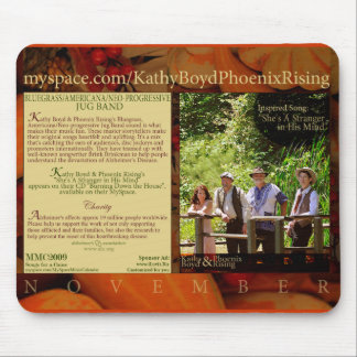 KATHY BOYD PHOENIX RISING from our 2009 MMC Mouse Pad
