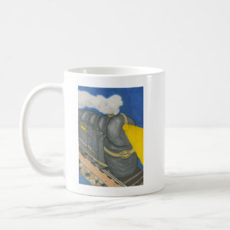 Kathy Faggella Steam Engine Coffee Mug