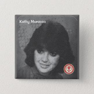 Kathy Morocco 2 Inch Square Button