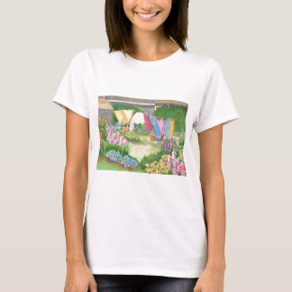 Kathy's Laundry on Monhegan Island Maine teeshirt T-Shirt
