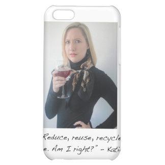 Katie Iphone 4 4S Case