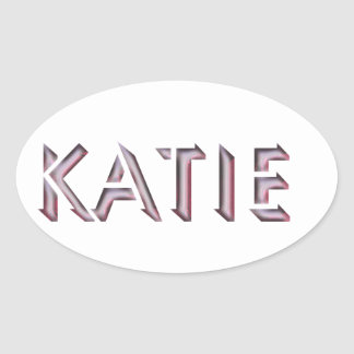 Katie sticker name