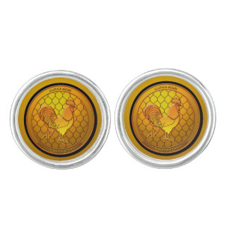 KatkaKoin Cryptocurrency ICO Cufflinks