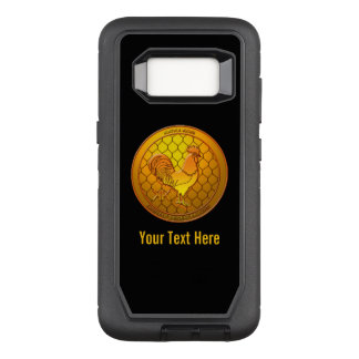 KatkaKoin Cryptocurrency ICO OtterBox Defender Samsung Galaxy S8 Case