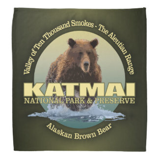 Katmai (Brown Bear) WT Do-rag