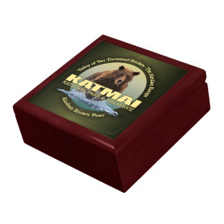 Katmai (Brown Bear) WT Gift Box