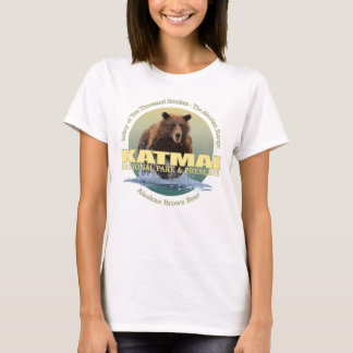 Katmai (Brown Bear) WT T-Shirt