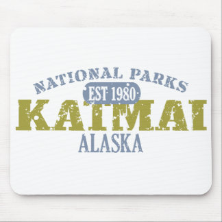 Katmai National Park Mouse Pad