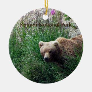Katmai National Park ornament
