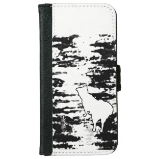 Kato and Sunset iPhone 6 Wallet Case