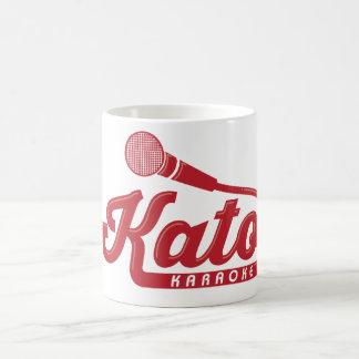 Kato Karaoke Logo Coffee Mug