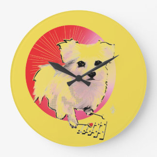 Kato Xylophone Player Large Clock