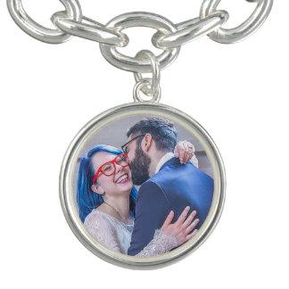 Katrina & Greg's Wedding Charm Bracelet