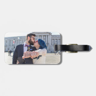Katrina & Greg's Wedding Luggage Tag