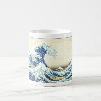 Katsushika Great Wave off Kanagawa Coffee Mug