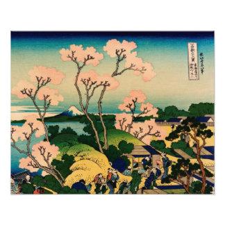 Katsushika Hokusai Photo Art
