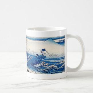 Katsushika north 斎, wealth 嶽 36 scenes, 'Kousiyuu Coffee Mug