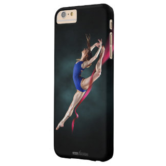 Katya's Ballerina Jump Pin Up Phone Case