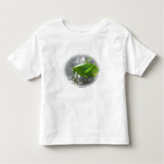 Katydid Grasshopper Nature Photo Cotton T-Shirt