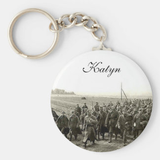 Katyn Keychain