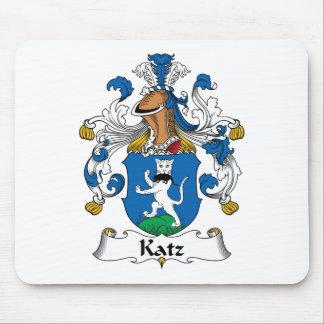 Katz Family Crest Mouse Pad