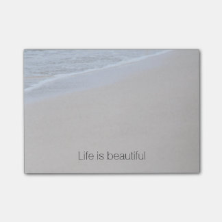 Kauai Beach Post-it Notes