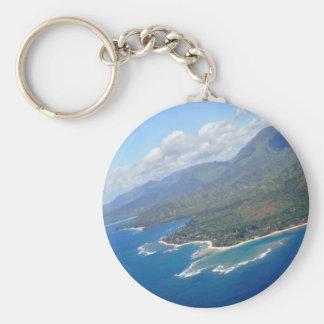 Kauai Coast Keychain