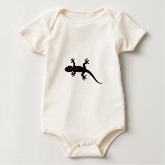 kauai geckos baby bodysuit