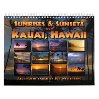 Kauai, Hawaii 2011 Calendar