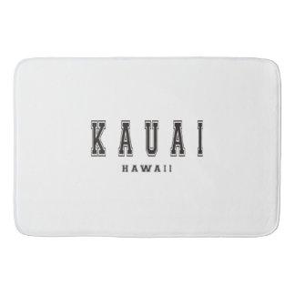 Kauai Hawaii Bath Mat