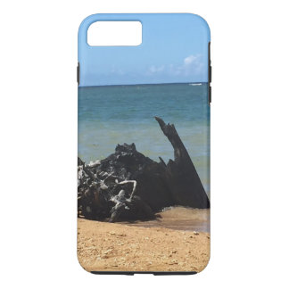 Kauai Hawaii Beach Scene iPhone 7 Plus, Tough Case