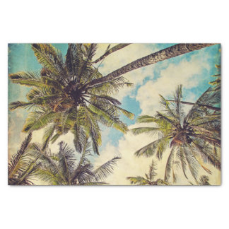 Kauai Hawaii Coco Palm Tree Tissue Paper