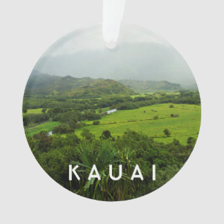Kauai, Hawaii Landscape 2 Photo & Text