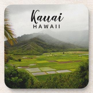 Kauai Hawaii Landscape Photography Coaster