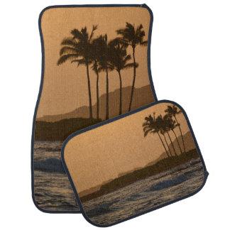 Kauai Hawaii Sunset Floor Mat
