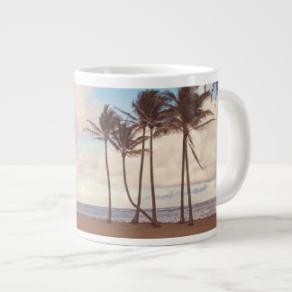 Kauai Island Palms Coffee Mug