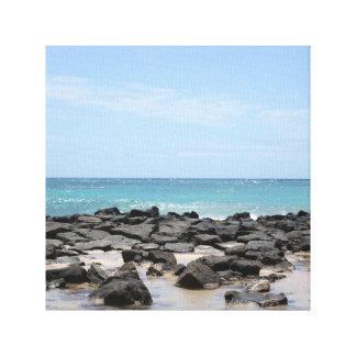 Kauai Ocean Views Canvas Print