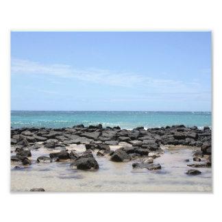 Kauai Ocean Views Print