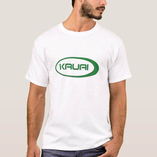 Kauai Oval T-shirt