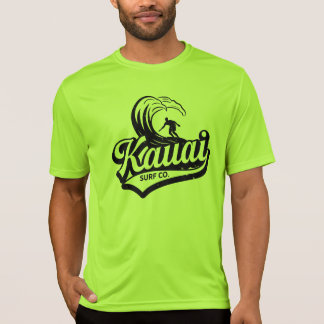 "Kauai Surf Co. ""Visibility"" Moisture Wicking Shirt"