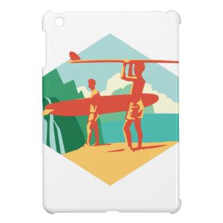Kauai Surfers iPad Mini Cases