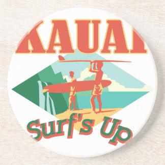 Kauai Surfs Up Coaster