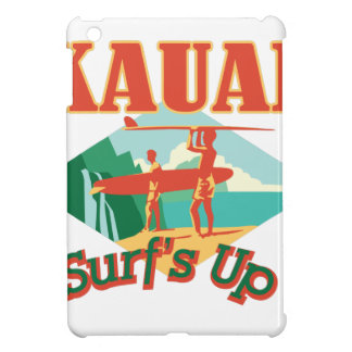 Kauai Surfs Up iPad Mini Case
