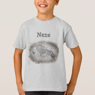 Kauai with Keiki Nene Kids t-shirt