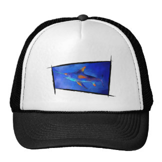 Kauderon V1 - Beautiful Swordfish Trucker Hat