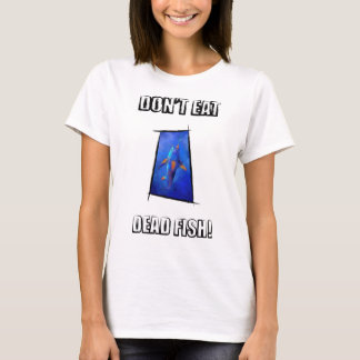 Kauderon V1 - Beautiful Swordfish with text T-Shirt