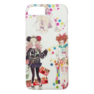 Kawaii anime IPhone case