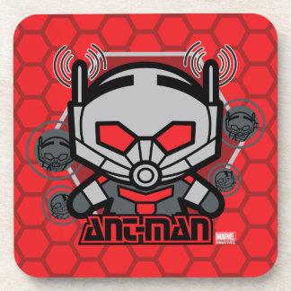 Kawaii Ant-Man Graphic Coaster