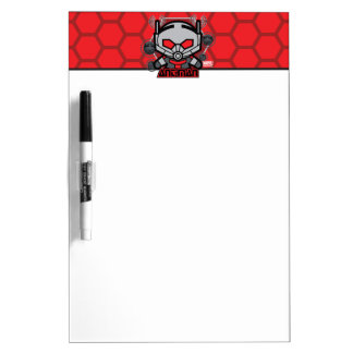 Kawaii Ant-Man Graphic Dry Erase Board