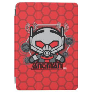 Kawaii Ant-Man Graphic iPad Air Cover
